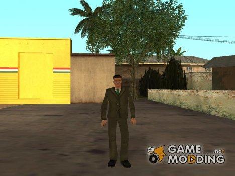 Ещё один скин из GTA VC для GTA San Andreas