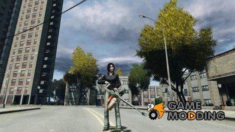 Огнемёт for GTA 4
