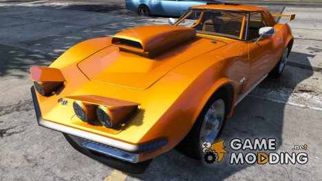 1970 Chevrolet Corvette ZR-1 C3 для GTA 5