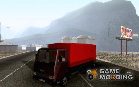 Zastava Turbo Zeta for GTA San Andreas