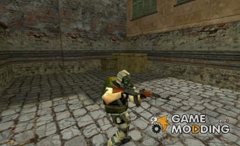 Hgrunt for Counter-Strike 1.6