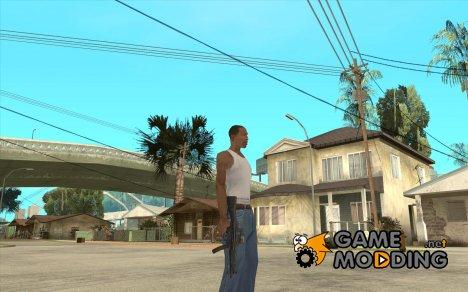 MP5 AGOG for GTA San Andreas