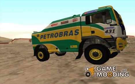 Rally do Brasil for GTA San Andreas