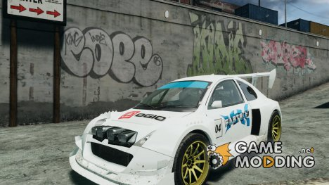 Colin McRae R4 Rallycross for GTA 4