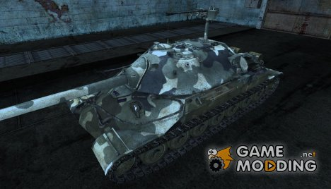 Шкурка для ИС-7 for World of Tanks