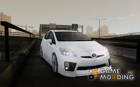 Toyota Prius III [ZVW30] 2011 для GTA 4