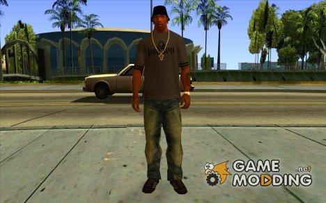 Новые джинсы for GTA San Andreas