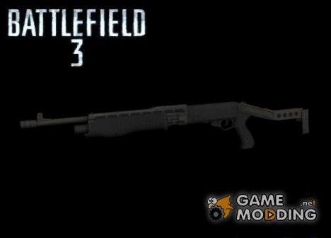 SPAS-12 из Battlefield 3 for GTA San Andreas