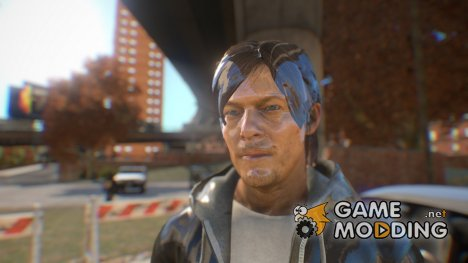 Norman Reedus (PED) for GTA 4