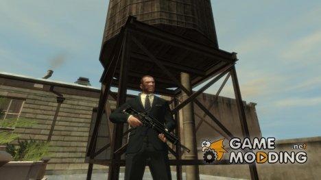 Scar Crysis for GTA 4