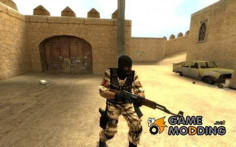 RssT Terrorist для Counter-Strike Source