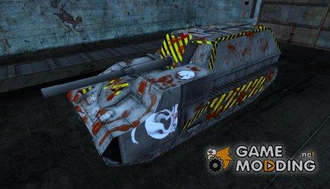 Шкурка для СУ-14 для World of Tanks