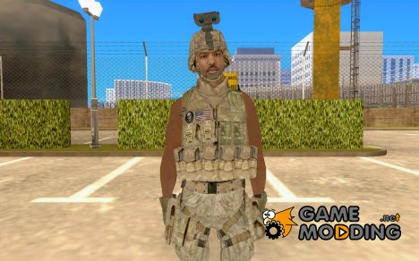 Солдат из COD MW 2 for GTA San Andreas