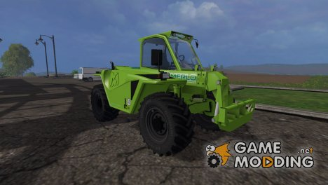 Merlo P417 Turbofarmer для Farming Simulator 2015