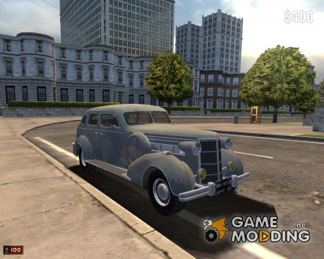 Ford Sedan 1932 for Mafia: The City of Lost Heaven