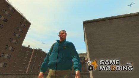 Куртка Nike T.T.J for GTA 4