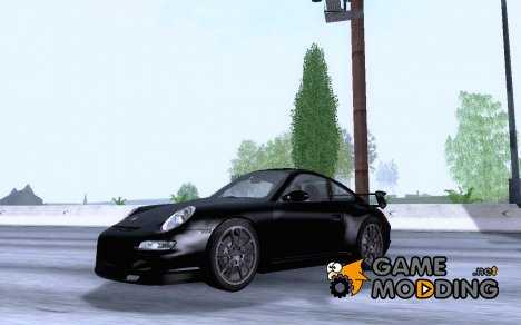 Porsche 911 (997) GT3 for GTA San Andreas
