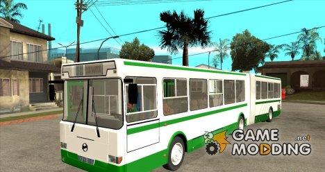 Лиаз 6212 for GTA San Andreas
