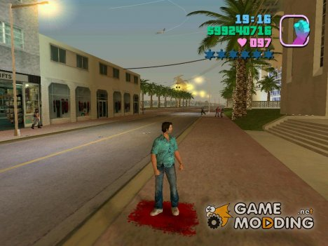 Blood for GTA Vice City