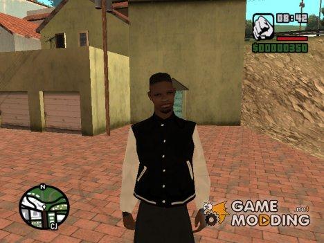 Молодой нигга для GTA San Andreas