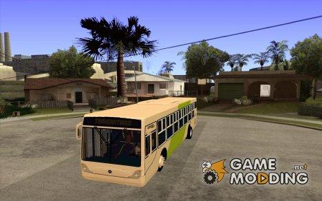 Caio Induscar Mondego Transantiago для GTA San Andreas