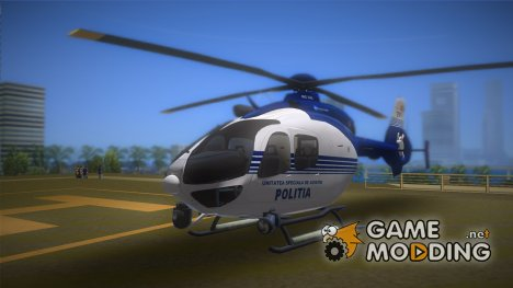 Eurocopter EC-135 for GTA Vice City