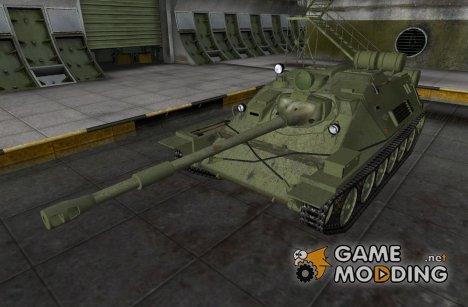 Ремоделинг СУ 122 44 for World of Tanks