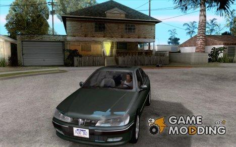 Peugeot 406 Sedan C for GTA San Andreas