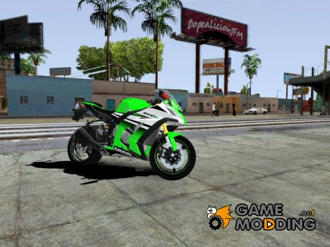 High Rated 6 Motorcycle Pack для GTA San Andreas