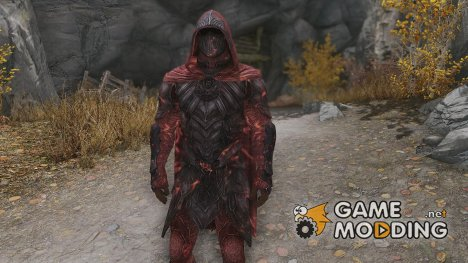 A Blood Benders Armor для TES V Skyrim