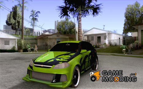 Chevrolet Lacetti Tuning для GTA San Andreas