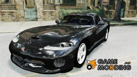 Dodge Viper 1996 for GTA 4