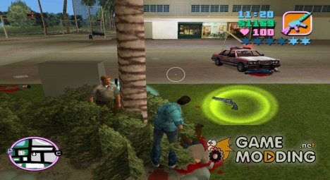 Police Weapons Upgrade for GTA Vice City