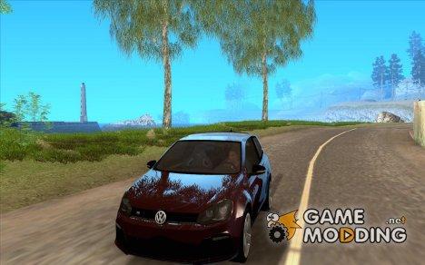 Volkswagen Golf R 2010 for GTA San Andreas
