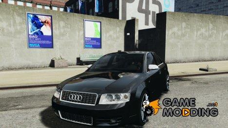 Audi S4 2000 для GTA 4
