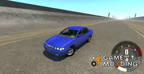 Mazda 626 for BeamNG.Drive