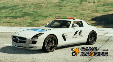 F1 Safety Car для GTA 5