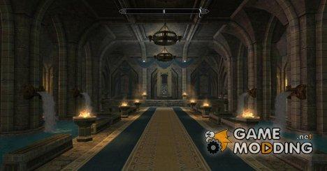 Замок Лунного Камня для TES V Skyrim