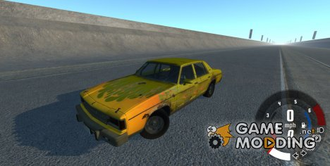 American Sedan v5 for BeamNG.Drive