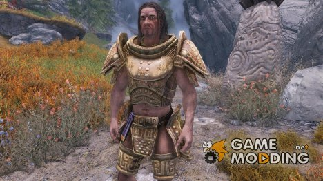 Exposed Armors - Dwarven Cuirass for TES V Skyrim