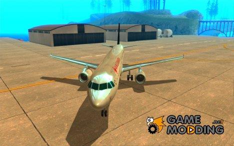 Airbus A321 Air Canada for GTA San Andreas