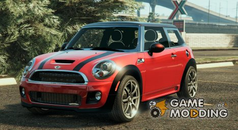 2009 Mini John Cooper Works  0.1 for GTA 5