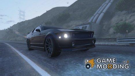 Рыцарь дорог v2.4.1 for GTA 5