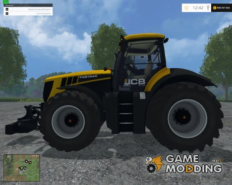 JCB 8310 v2.0 for Farming Simulator 2015