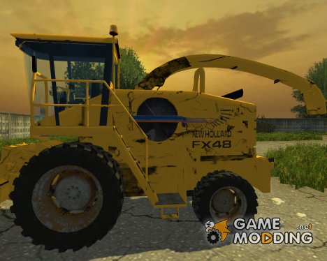 New Holland FX48 для Farming Simulator 2013