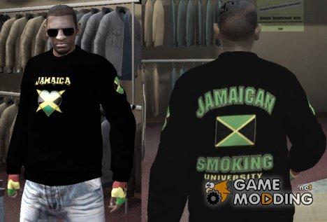 Ямайский свитер for GTA 4