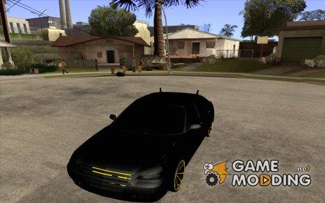 Лада Приора Хетчбэк для GTA San Andreas