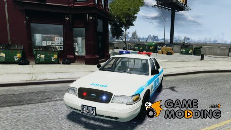 Ford Crown Victoria 2003 Noose v2.1 для GTA 4