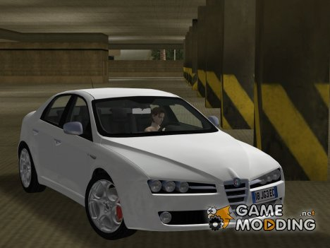 Alfa Romeo 159 ti для GTA Vice City