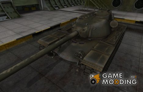 Шкурка для американского танка T110E5 for World of Tanks